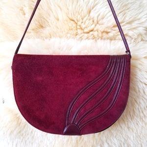 VINTAGE John Hort Handmade Leather Purse